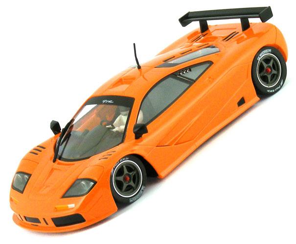 Mrslotcar mclaren f1 sein rivale serie Orange slot car 1   32 mr1045o