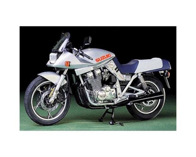 Tamiya/ /14010/ /Suzuki GSX1100S Katana 1//12