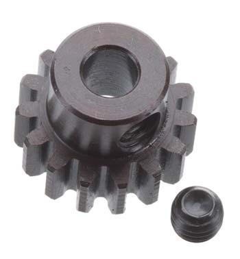 24T TKR4184 Tekno RC Hardened Steel Mod1 Pinion Gear w//5mm Bore